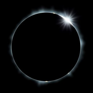 Full Eclipse of the Sun