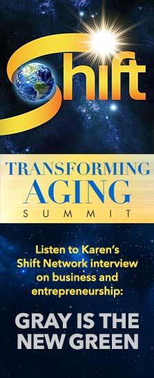 ShiftNet. Aging Summit