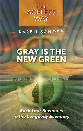 The Gray is the New Green Book Cover